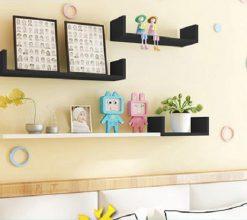 Kệ gỗ treo tường Deco KH20