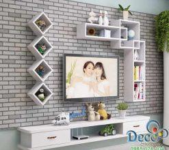 kệ tivi treo tường Deco TV74