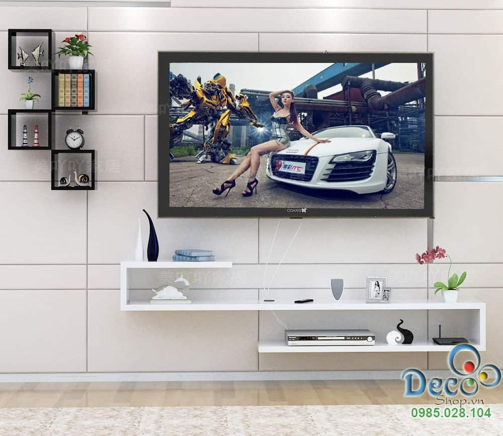Kệ tivi treo tường Deco TV77