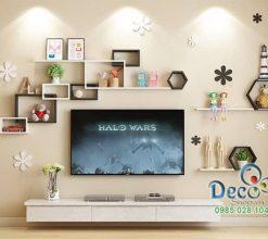 Kệ Tivi treo tường Deco TV80