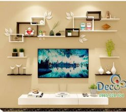 Kệ Tivi treo tường Deco TV81