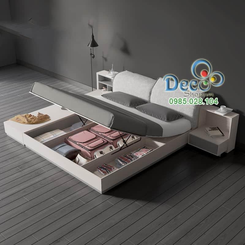 Giường Ngủ Hiện Đại Deco DG02