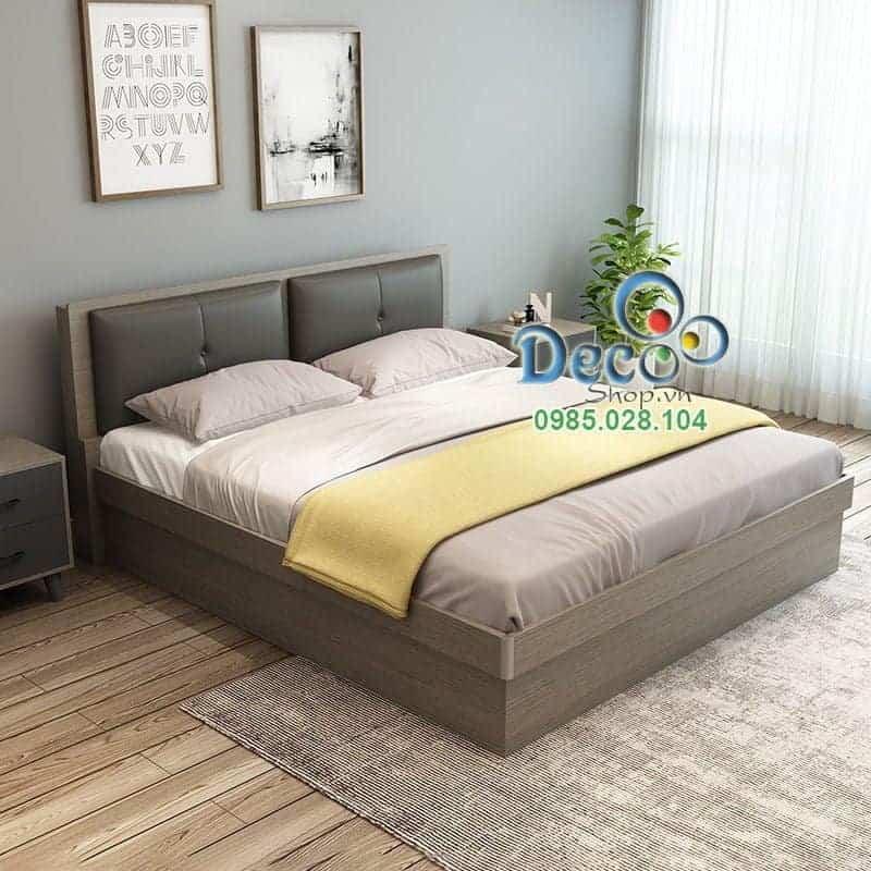 Giường Ngủ Hiện Đại Deco DG05