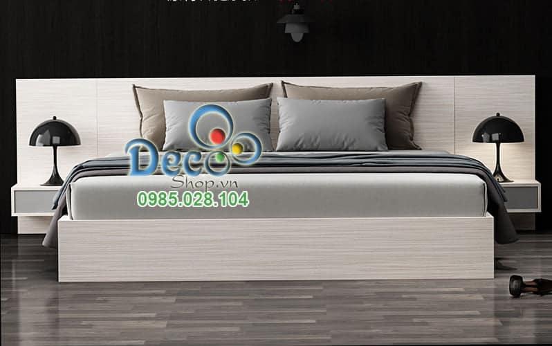 Giường Ngủ Hiện Đại Deco DG09