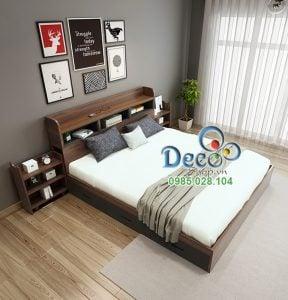 Giường Ngủ Hiện Đại DG12