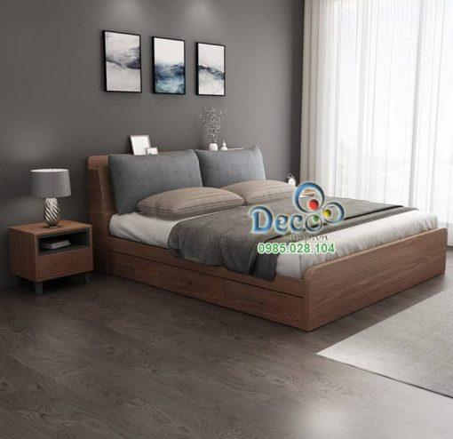 Giường Ngủ Hiện Đại DG16