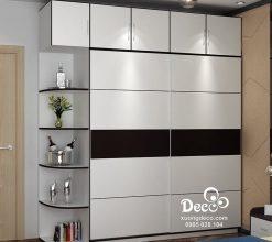 Tủ áo Deco DTA03